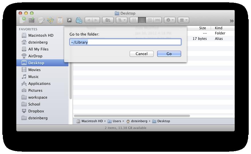 Changing Mac Key Bindings   Daniel's Assorted Musings